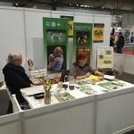 Messe Haus-Garten-Freizeit, Betreuung Infostand des VDH/BCD